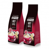 2 Pacotes de Whey Coffee Mocaccino All Protein - Mkp000230000031
