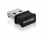 Adaptador Multilaser Wireless Nano Usb 150Mbps Dongle