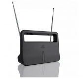 Antena Digital Interna Amplific Tv/uhf/vhf E Hd 38Db Sv9422 - Mkp000545000755