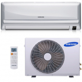 Ar Condicionado Samsung Split Max Plus 9000 Btus Frio 220V - As09Uwbuxaz 010101003190811221