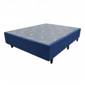 Base Para Cama Box Casal Blue Confort New Serflex - Mkp000627003380