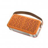 Caixa de Som Bluetooth Hands Free Laranja Pulse Sp249 - Mkp000278002722