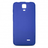 Capa Em Silicone Azul Para Smartphone Ms45S Teen Multilaser - Mkp000278003545