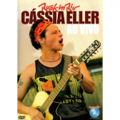 Cássia Eller Ao Vivo Rock In Rio - Dvd Rock - Mkp000315007539