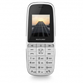 Celular Up Play Dual Chip Mp3 Câmera Branco Multilaser P9077 - Mkp000278003324