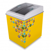 Cervejeira Expositora Horizontal 150L Ca150T Yellow Beer 220V - Artico Mkp000227000012