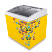 Cervejeira Expositora Horizontal 300L Ca300T Yellow Beer 220V - Artico Mkp000227000024