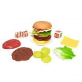 Creative Fun Empilha Burguer Creative Fun Br646 - Mkp000278000423