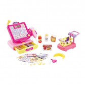 Creative Fun Super Caixa Registradora Rosa Multikids - Mkp000278004557