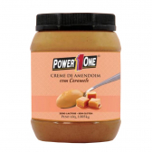 Creme de Amendoim Com Caramelo 1Kg Power One - Mkp000670000030