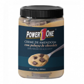 Creme de Amendoim Com Pedaços de Chocolate 1Kg Power One - Mkp000670000011