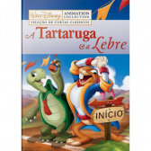 Disney Animation Collection - A Tartaruga E A Lebre - Dvd / Infanti - Mkp000315007610