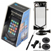 Estojo Go Adventure Para Iphone Modelo 4-4S Cristal Mkp000075000001