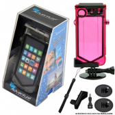 Estojo Go Adventure Para Iphone Modelo 5C Pink Mkp000075000012