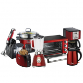 Kit Completo Red Kitchen Oster 220V - Mkp000172001161
