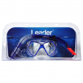 Kit Máscara + Snorkel Leader Ld295 - Mkp000028000792