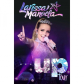 Larissa Manoela Up Tour Dvd Pop - Mkp000315008964