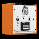 Mini Amplificador Para Guitarra Crush Mini Orange - Mkp000315008712