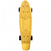 Mini Cruiser Moon Time 22''X6'' Amarelo Owl Sports - Mkp000049000143