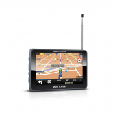 Navegador Gps Multilaser Tracker Tv2 5' Touch Screen Mkp000066000335