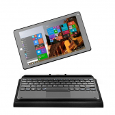Notebook Multilaser 2 Em 1 M8W Plus Hibrido Intel Quad Core 2Gb 32Gb 8.9