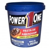 Pasta Amendoim Chocolate Com Avelã 1Kg Power One - Mkp000670000022