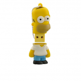 Pendrive Multilaser 8Gb Simpsons Homer - Pd070 Mkp000278000764