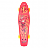Skate Cruiser Liga da Justiça Flash Justice League - Mkp000249001477
