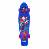 Skate Cruiser Liga da Justiça Superman Justice League - Mkp000249001476