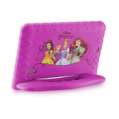Tablet Disney Princesas Plus 8Gb Android 7.0 Rosa Multilaser - Mkp000278002896