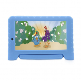 Tablet Galinha Pintadinha Plus Quad Core 1Gb Ram Wifi 7´´ 8Gb Android 7 Azul Nb282 Multilaser  - Mkp000278002897