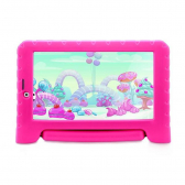 Tablet Multilaser Kid Pad Plus Rosa 3G 1Gb Android 7 Wifi Memória 8Gb Quad Core Multilaser Nb292 - Mkp000278003211