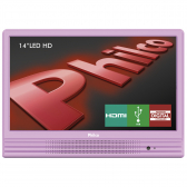 Tv Philco Ph14E10Dr Led - Bivolt 14
