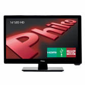 Tv Philco Ph16D10D Led - Bivolt 16